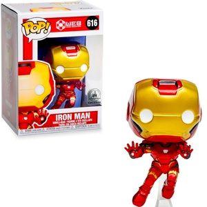 Iron Man Funko Pop Vinyl W.E.B. Figure (1)